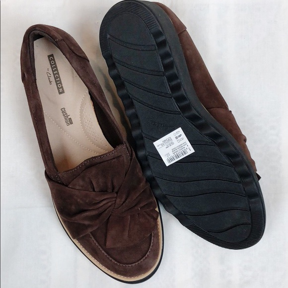 2c74fa2a70e Clarks Shoes - Clark s Collection Sharon Dasher loafers